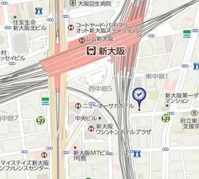 シティハイム新大阪